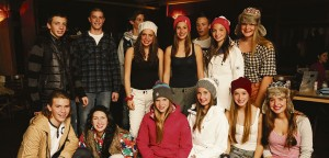 La maison des jeunes a présenté des défilés de mode pendant trois ans avant de se tourner vers l'activité Défi-le Talent! Photo : courtoisie