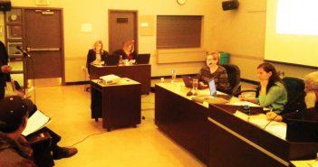 Les citoyens ont, une fois de plus, été nombreux à se prononcer lors de la séance du conseil. Photo : Édouard Dufour