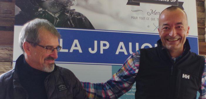 Hommage à JP Auclair à Stoneham