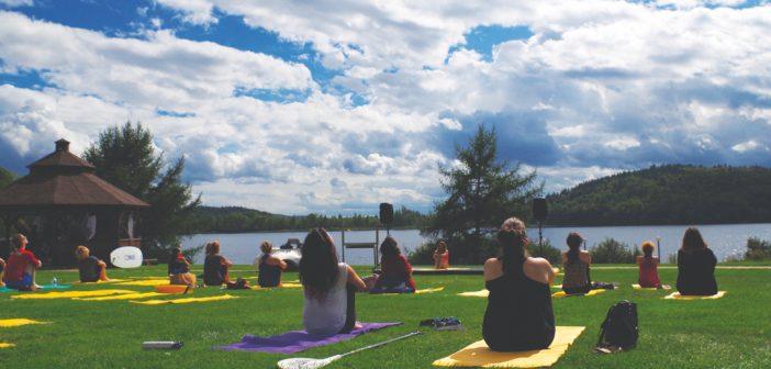 Première édition de Yogattitude