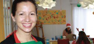 Cet automne, Mme Catherine Hamel a donné naissance au centre d'ateliers créatifs AuPrécieux Temps situé au 12, rue Bernier Ouest. Photo : courtoisie
