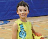 Basketteur de 9 ans très doué