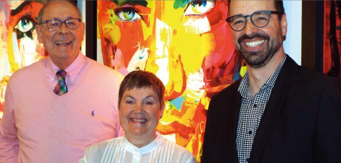 25 ans de bonheur à la Galerie Perreault